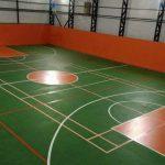 Epoxy Floor Basket Ball Court Kampala - Project