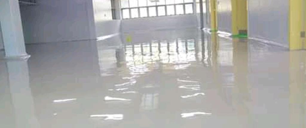 Epoxy Floor Car Park Waterproofing & Car Park Painting
