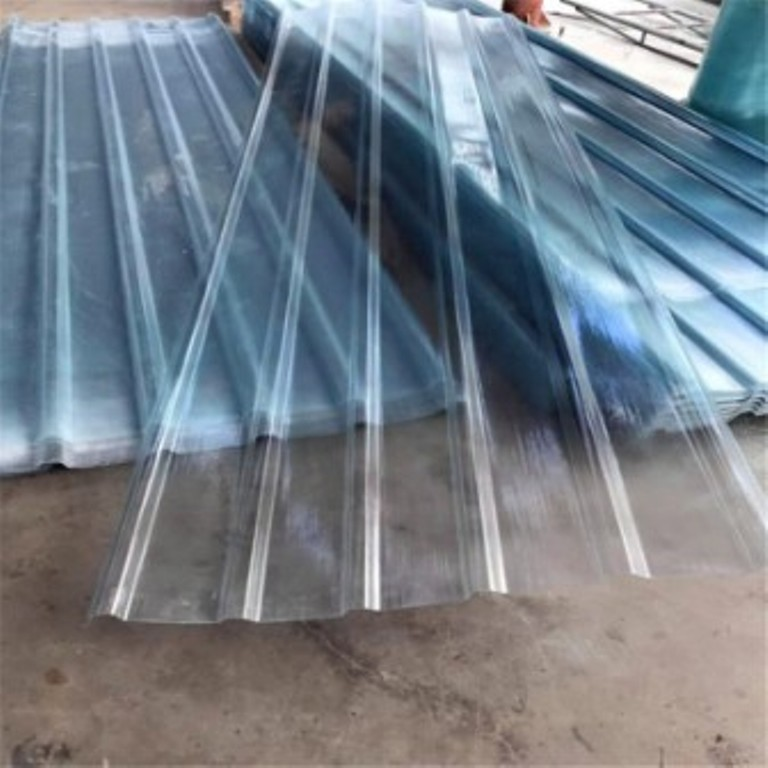 Clear Transparent and Translucent Roofing Sheets in Uganda