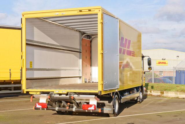 Boxy Body Building for Trucks in Uganda